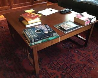 Robert Bergeline table