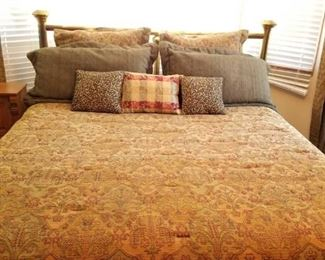 Luxury King Size Comforter Set