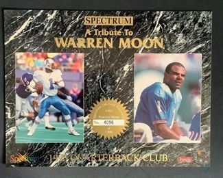 A Tribute to Warren Moon
