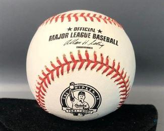 Cal Ripken Jr. Autographed Baseball