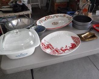 Italian pottery, bakeware