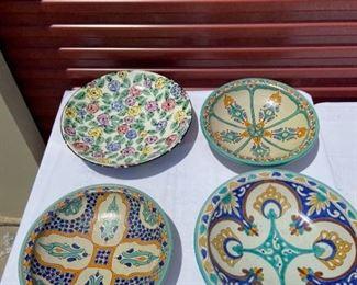 003 Artisan Bowls