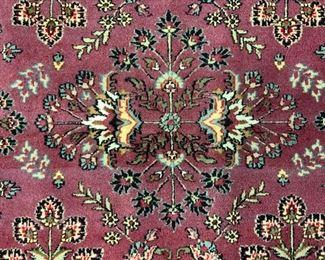 Hand Made Wool Persian Carpet