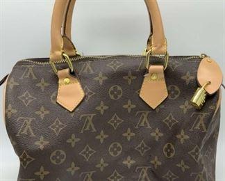 Authentic LOUIS VUITTON TOTEM Top Handle Bag