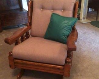 Vintage rocker/chair