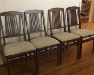 set of 4 table chairs