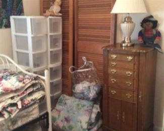Storage boxes, upright jewelry armoire