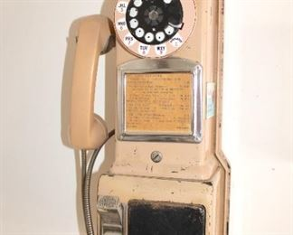 Early Pay Phone