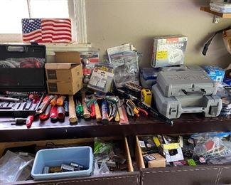 Tools galore