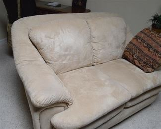 Love seats in great condition, soft, comfortable