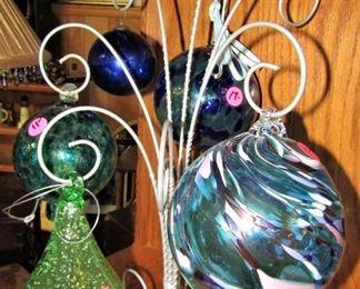 Art Glass Bulbs