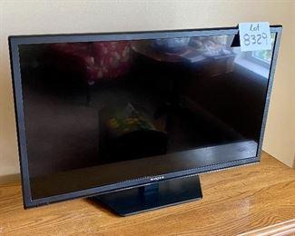 "Lot 8329. $90.00  Westinghouse 32"" Model DWM 32 H1Y1. No remote, LED/LCD HD Resolution, 3 HDMI Inputs"