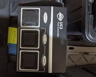 UC3 Foot Controller ADJ