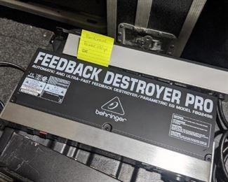 Feedback destroyer Pro Model FBQ2496