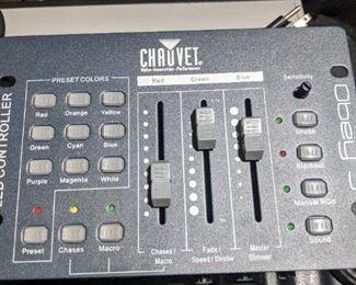 Chauvet LED controller Obey 3