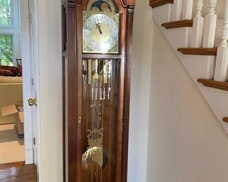 Beautiful Howard Miller Grandfather Clock