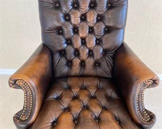 Fabulously comfortable Leather Executive Office chair