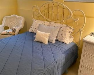 Flannel bedding  and comforter available