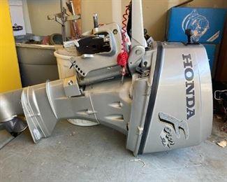 Honda Four Stroke outboard motor