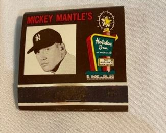 Mickey Mantles matches