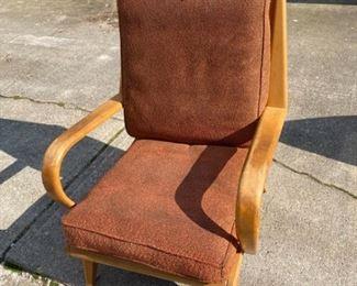 1947 Heywood Wakefield Mid Century Modern Armchair
