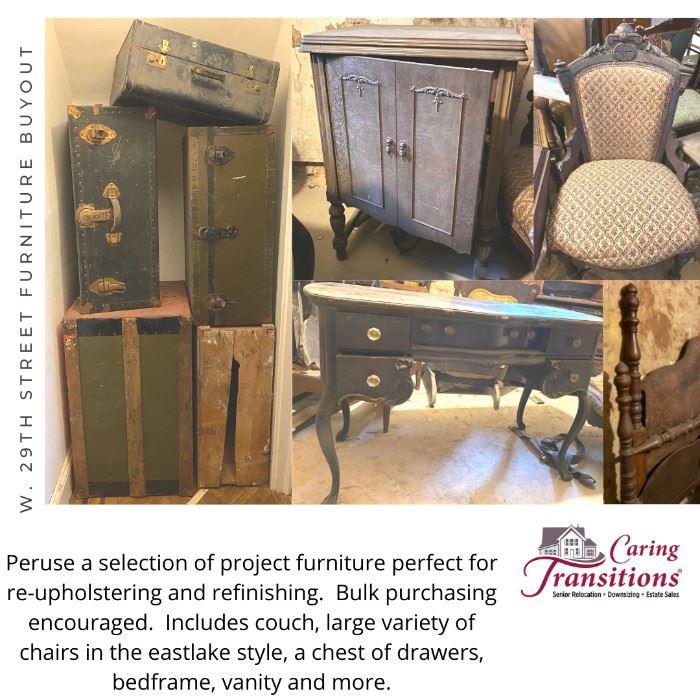 baltimore furniture buyout