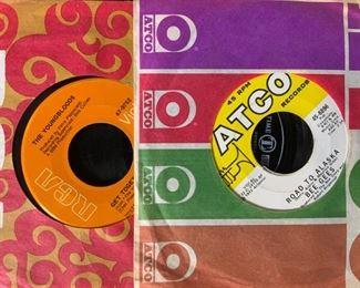 Lot 11 Vintage Children's Records