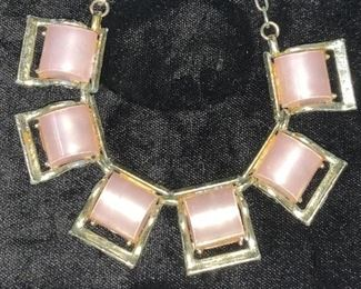 Mid Century Choker Necklace, Jewelry