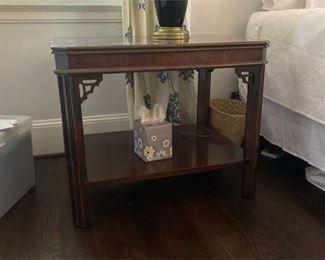 Oriental Side Table