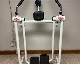 Fitness Flyer Exercise Machine