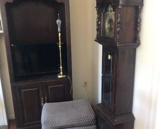 Wall unit $25 (clock has been sold)