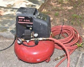 CRAFTSMAN 2HP 6GAL Air Compressor
