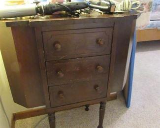 Martha Washington Sewing Cabinet