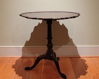"""27"""" high x 26"""" diameter; 40"""" high when top is fully turned up"""