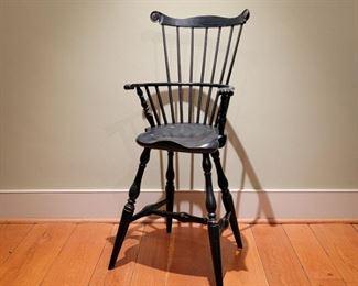 "Child's chair - 39"" high x 18"" wide x 12"" deep"