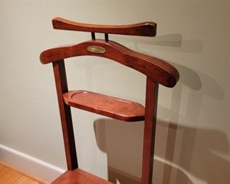 """Butler chair - 42"""" high x 19"""" wide x 19"""" deep"""