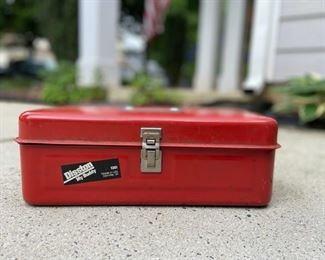Vintage Disston Tool Box