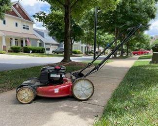 """Craftsman 21"""" Self Propelled Mower"""