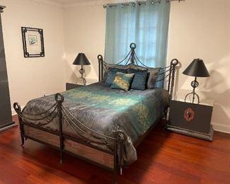 Handcrafted Bedroom Set