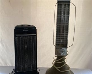 2 Heaters Yes it will get cold again