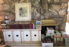 Artwork, books, and more!