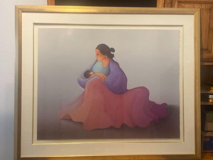 Maria Elena by R.C. Gorman