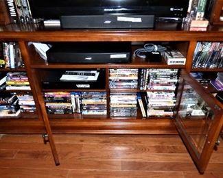 DVD's & CD's