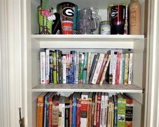 "Cookbooks including ""Stuffed Griffin"""