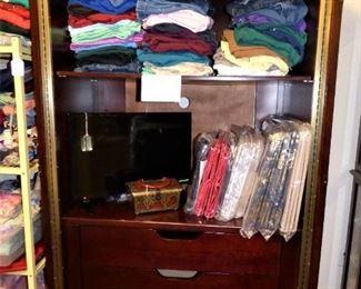 Armoire (part of Queen bedroom suite)