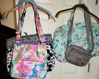 Bags by LUG, Vera Bradley