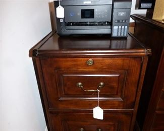 Filing Cabinet, Epson Printer