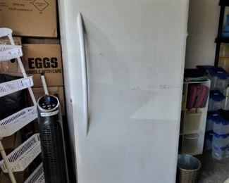 Almost New Frigidaire Freezer (See Next Picture)