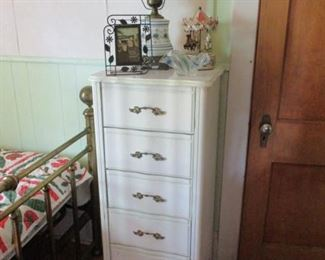 White Maple Dresser