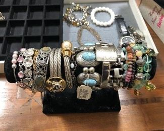 costume jewelry - lots of new with tags